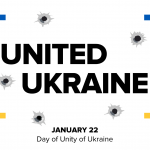 INTERNATIONAL FLASH MOB UNITED UKRAINE