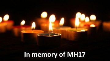 4-та річниця збиття літака МН17 | 4th Anniversary – shooting down of MH17